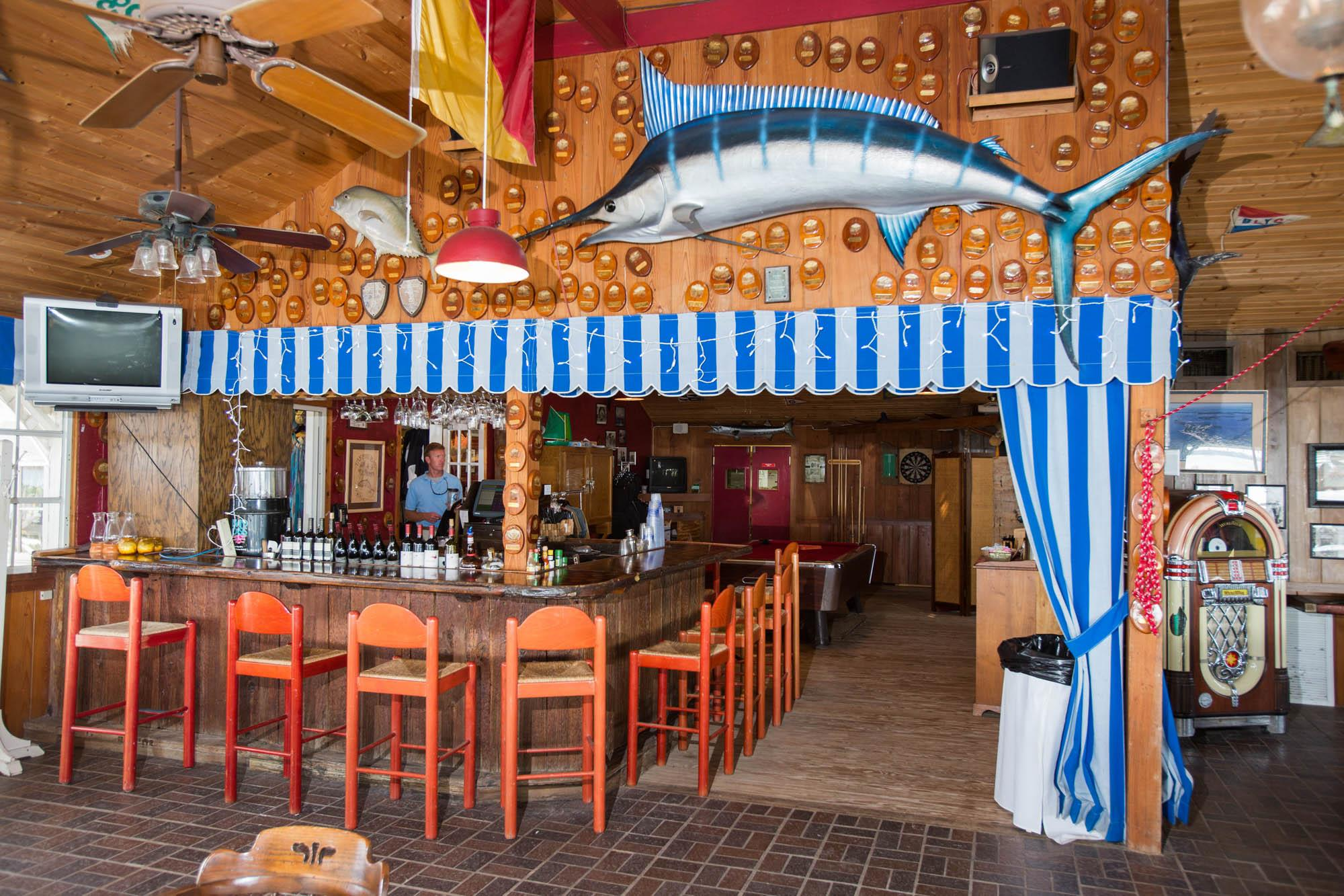 The Tarpon Bar Watering Hole