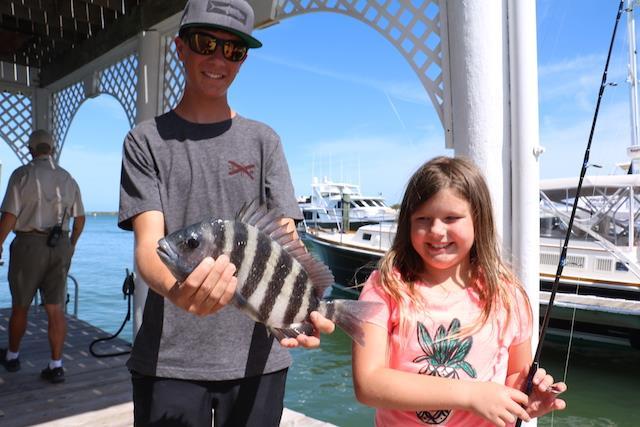 Kids easter fishing tournament 2017 useppa island for Fishing tournaments 2017